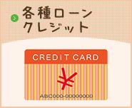 各種ローンクレジット