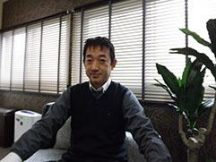 代表取締役 柚木 正次郎